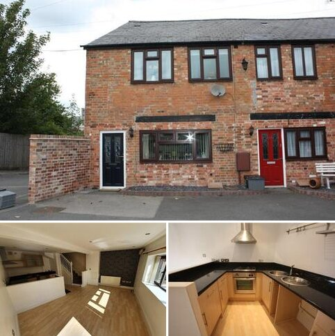 2 bedroom end of terrace house for sale - Beck Mill Lane, Melton Mowbray