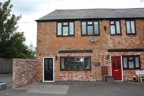 2 bedroom end of terrace house for sale - Beck Mill Lane, Melton Mowbray