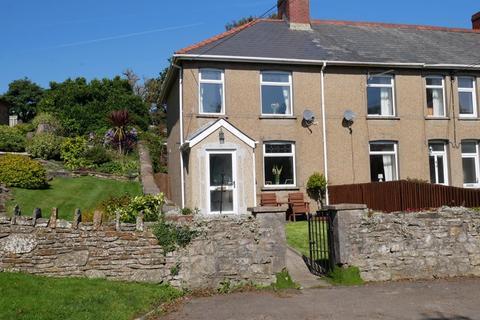 2 bedroom terraced house for sale - Brook Terrace, Rhiwsaeson Road, Cross Inn, Llantrisant. (RURAL)