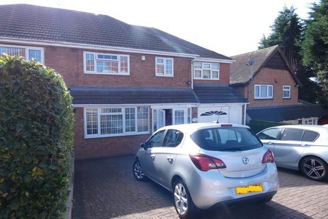 4 bedroom semi-detached house for sale - Bewlys Avenue, Handsworth Wood