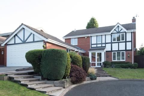 4 bedroom detached house for sale - Netherstone Grove, Four Oaks