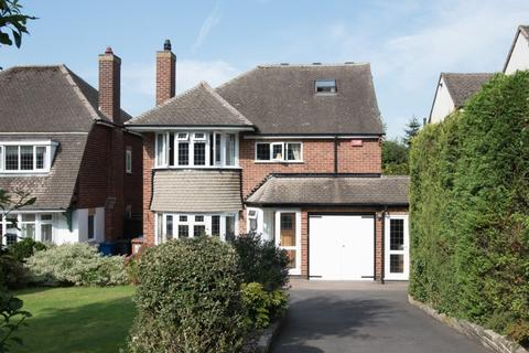 4 bedroom detached house for sale - The Grove , Little Aston