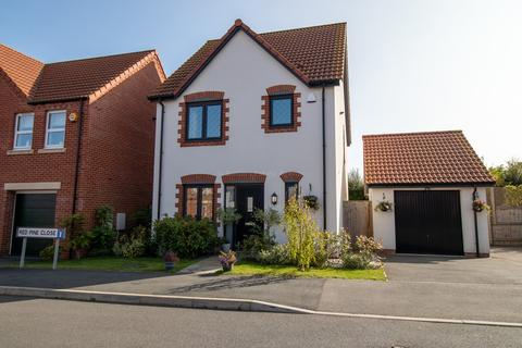 3 bedroom detached house for sale - Red Pine Close, Clowne, Chesterfield