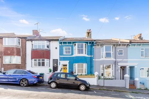 4 bedroom terraced house for sale - Agnes Street, Elm Grove, Brighton BN2 3AS