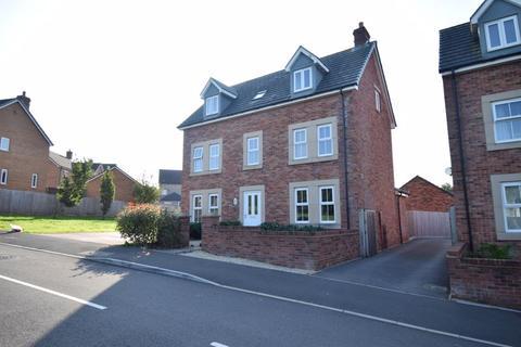 4 bedroom detached house for sale - 21 Cae Rhedyn, Coity, Bridgend, CF35 6AQ