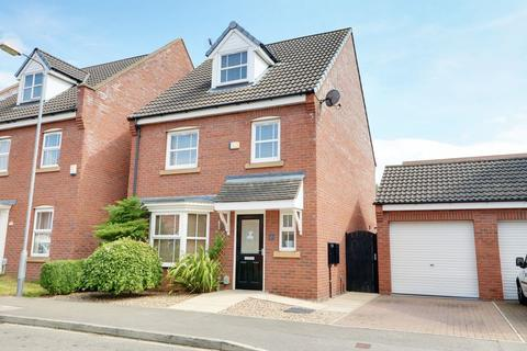 4 bedroom detached house to rent - Hanover Drive, Brough