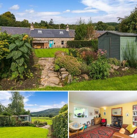 2 bedroom terraced house for sale - Carpenters Cottage, 2 Tulloch Of Ballechin, Ballinluig, Pitlochry, PH9