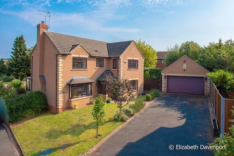 4 bedroom detached house for sale - Moreall Meadows, Gibbet Hill