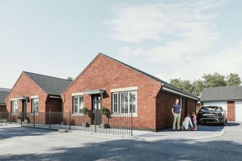 2 bedroom detached house for sale - The Brambles, The Villas, Market Drayton