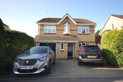 4 bedroom detached house for sale - Hillcroft Close, Bristol