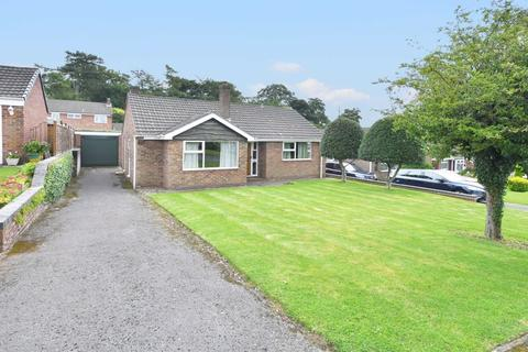 3 bedroom detached bungalow for sale - 20 Frobisher Drive, Swynnerton, Stone, Staffordshire. ST15 0QY