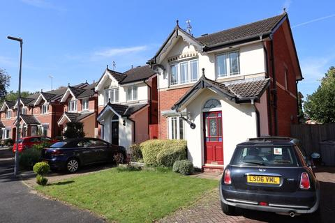 2 bedroom detached house for sale - Bishopton Drive, Macclesfield