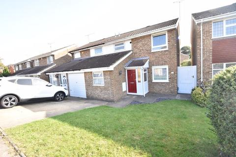 3 bedroom semi-detached house to rent - Brill Close, Luton