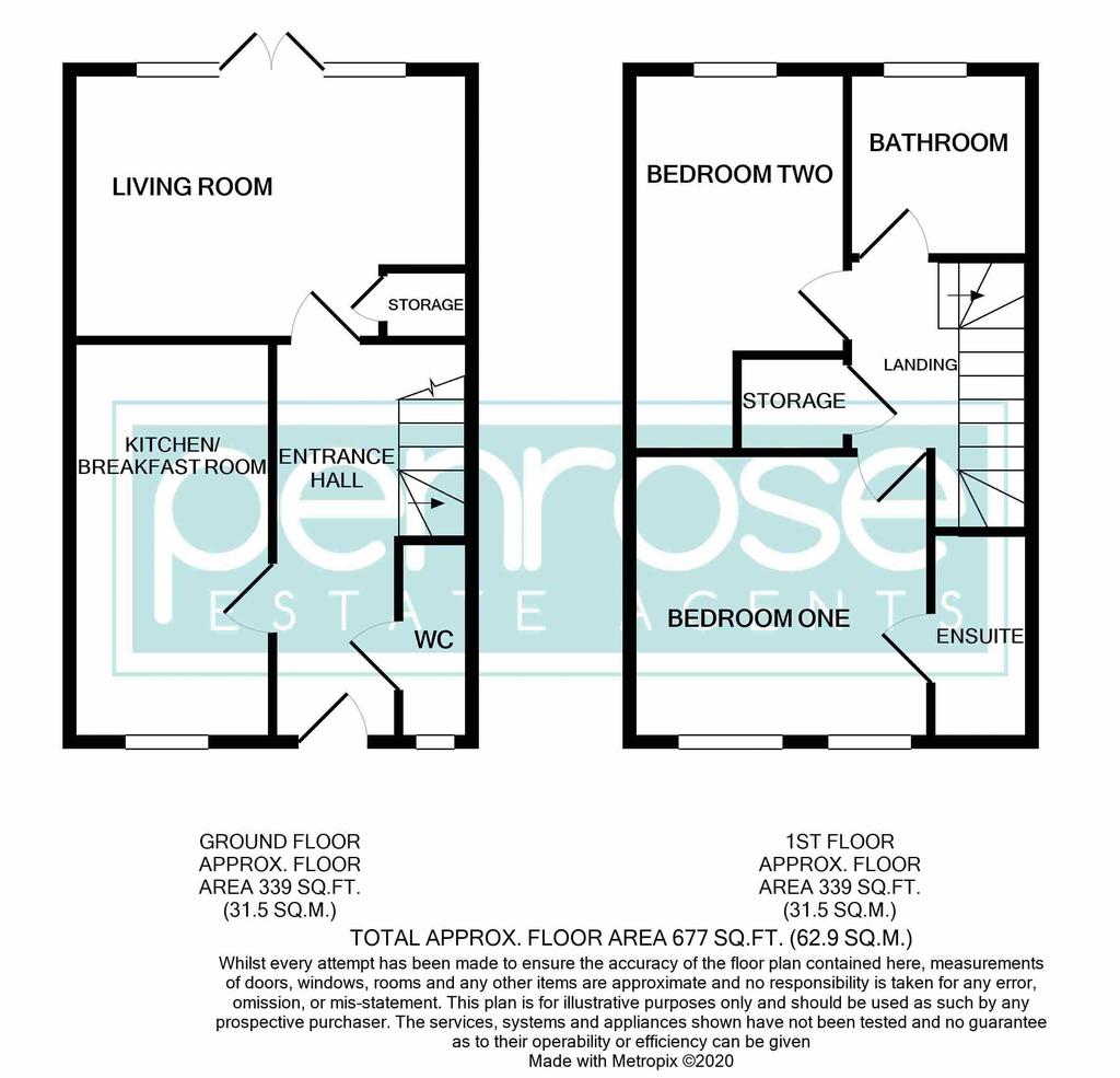 Floorplan: 27 Meadfoot Place
