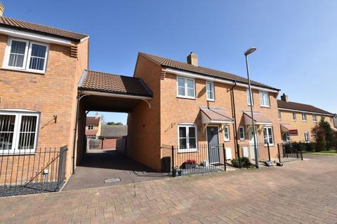 2 bedroom semi-detached house for sale - Meadfoot Place, Bedford