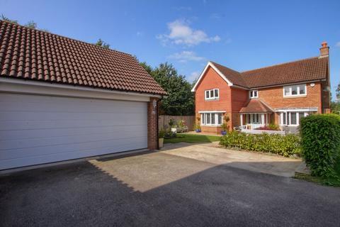 4 bedroom detached house for sale - Snowdon Grove, Ingleby Barwick