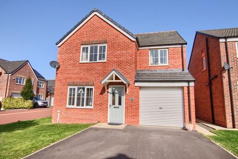 4 bedroom detached house for sale - Cawdor Close, Ingleby Barwick