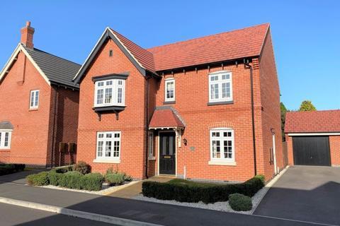 4 bedroom detached house for sale - Pebble Lane, Ravenstone
