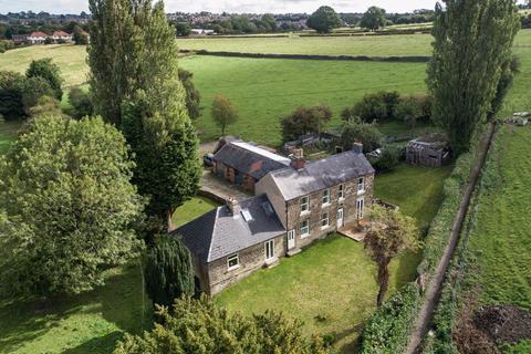 6 bedroom property with land for sale - Bath House Farm, Nottingham Road, Belper, DE56 1JJ