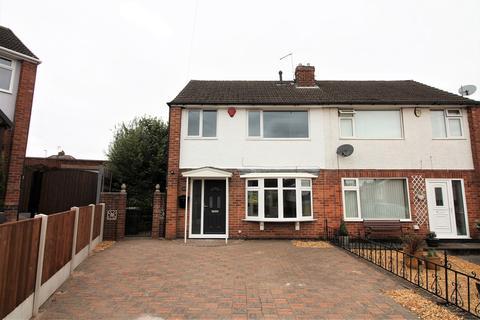 3 bedroom semi-detached house for sale - Garden Road, Eastwood, Nottingham, NG16