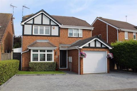 4 bedroom detached house for sale - Sword Close, Glenfield