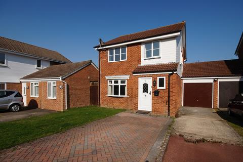 3 bedroom link detached house to rent - Caraway Road, Earley, Reading, RG6
