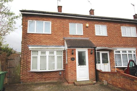 2 bedroom end of terrace house to rent - Tithe Farm Road, Houghton Regis