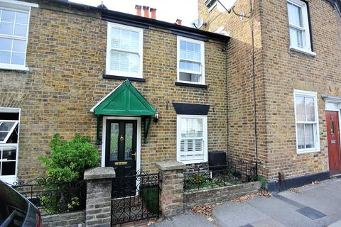 2 bedroom semi-detached house for sale - High Street, Stanwell, Staines-upon-Thames, TW19