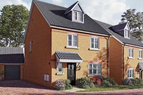 5 bedroom detached house for sale - Plot 25, The Ripley at Meridian Gate, Newmarket Road, Royston, Hertfordshire SG8
