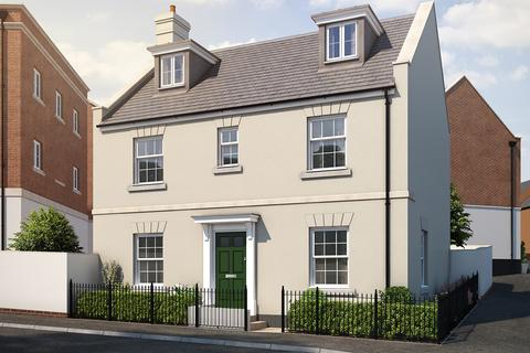 5 bedroom detached house for sale - Plot 152, The Lutyens at Sherford, Sherford, Off Haye Road, Plymouth, Devon PL9