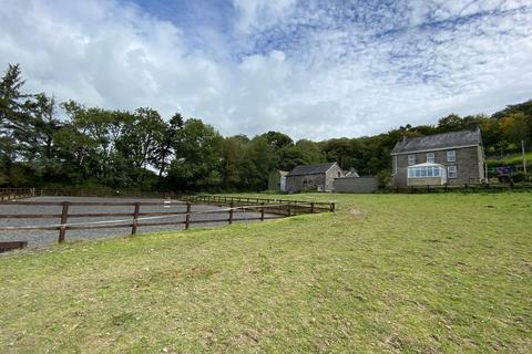 3 bedroom property with land for sale - Abermeurig, Lampeter, SA48