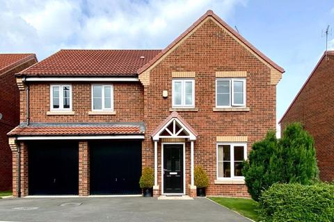 5 bedroom detached house for sale - Spring Lodge Gardens, Guisborough