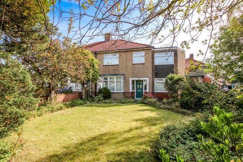 4 bedroom semi-detached house for sale - Harriot Drive, West Moor, NE12