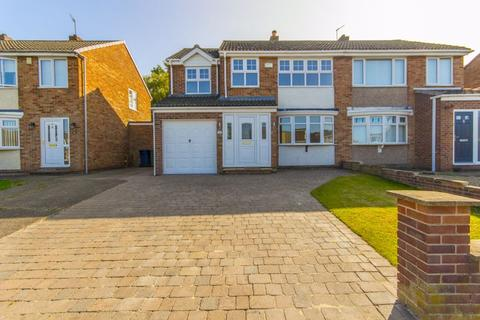 4 bedroom semi-detached house for sale - Bexley Drive, Normanby, TS6 0ST