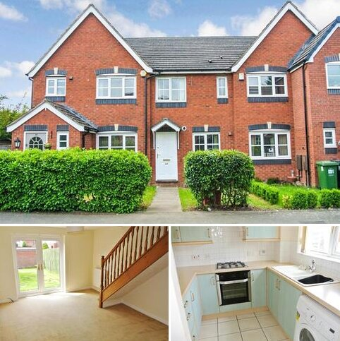 2 bedroom terraced house to rent - Glendower Approach, Leamington Spa