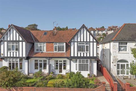 4 bedroom semi-detached house for sale - Sketty Road, Sketty, Swansea