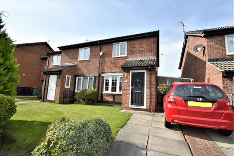 2 bedroom semi-detached house for sale - Atherton Close, Spennymoor