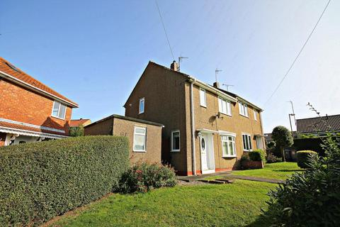 2 bedroom semi-detached house for sale - Ullswater Crescent, Crook