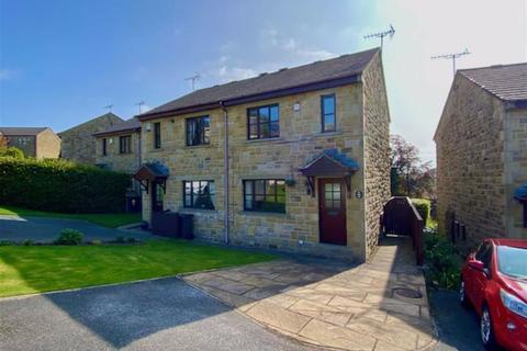 2 bedroom semi-detached house for sale - Park Drive, Shelley, Huddersfield, HD8