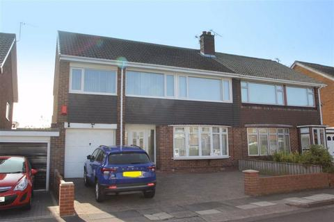 4 bedroom semi-detached house for sale - Langdon Close, Preston Grange, NE29