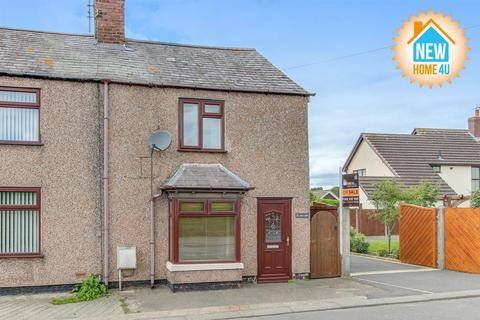 2 bedroom end of terrace house for sale - Chambers Lane, Mynydd Isa, Mold