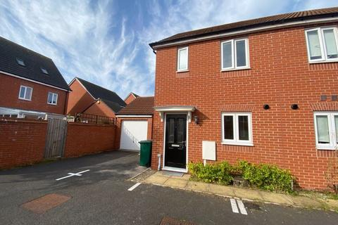 2 bedroom terraced house to rent - Steinway, Bannerbrook, Coventry, CV4 9ZG