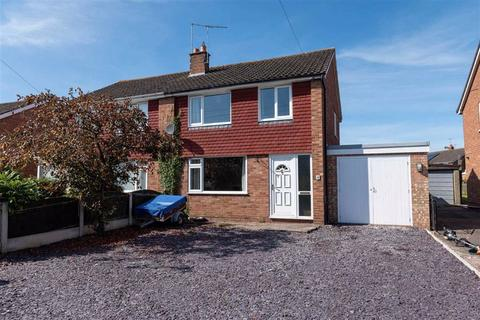 3 bedroom semi-detached house for sale - Southbank Avenue, Shavington Crewe, Cheshire