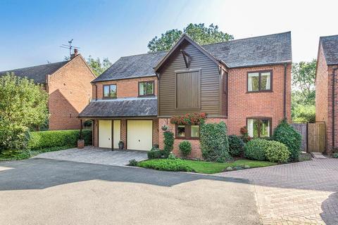 4 bedroom detached house for sale - Birchwood Close, Coleorton,LE67