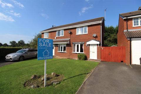 2 bedroom semi-detached house for sale - Penderell Close, Featherstone, Wolverhampton