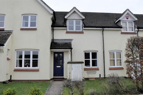 2 bedroom terraced house to rent - Ashclyst View, Broadclyst, Exeter