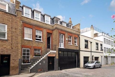 4 bedroom flat to rent - Weymouth Mews, Marylebone, London, W1G