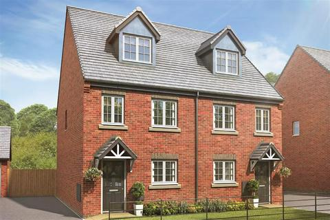 3 bedroom townhouse - The Alton G - Plot 88 at Hunloke Grove, Derby Road, Wingerworth S42