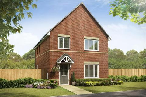 4 bedroom detached house for sale - Plot 381 - The Midford - Oak View at Hele Park at Hele Park, Hele Park, Ashburton Road TQ12