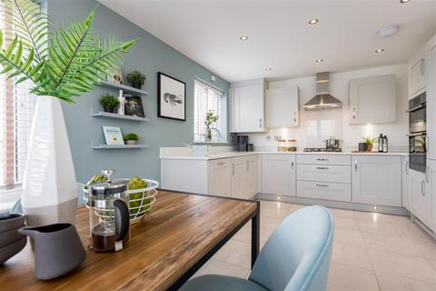 3 bedroom detached house - Plot 182 - The Kingdale at Mayfield Gardens, Cumberland Way, Monkerton EX1